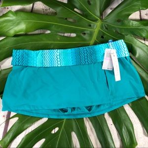 NWT! Rod Beattie Swimsuit Bottoms With Skirt
